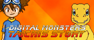 Digimon Monsters - Taichis Story