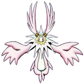 Digimon Frontier / Season Two: profile Cherubimon