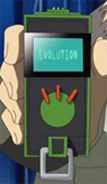 Homers Data Link Digivice
