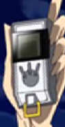 Mikis Data Link Digivice